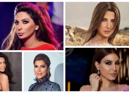 الحب ينتصر..أرقام إليسا وشيرين عبد الوهاب ونانسي عجرم وأصالة ويارا تشهد