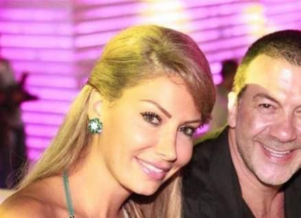 مناسبة سعيدة تجمع كريستينا صوايا وطوني بارود من جديد- بالفيديو
