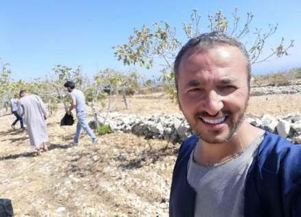 وسام برق:أجسد دور عميل إسرائيلي..والقبلة من الفم فوق الـ 10 آلاف دولار