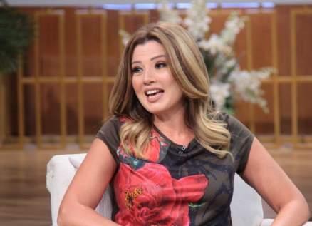 رانيا فريد شوقي تكشف سبب تعنيف والدها لها