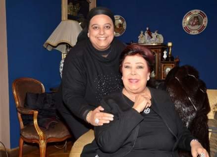ابنة رجاء الجداوي تنشر فيديو لآخر عيد ميلاد لوالدتها قبل وفاتها