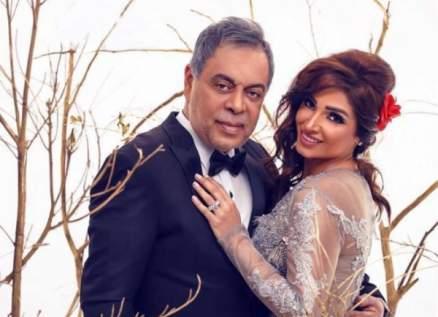 بعد تصدرهما الترند.. فيديو نادر من زفاف أشرف زكي وروجينا