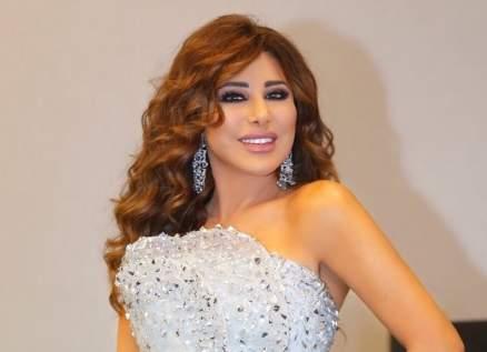 بالفيديو- عصابة نجوى كرم الفنية تحتفل بعيد ميلادها