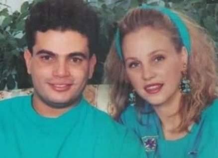 """شيرين رضا: """"عمرو دياب رومانسي وجميع أغانيه كانت ليا"""""""
