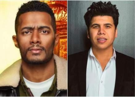 """عمر كمال يكشف عن مقطع من أغنية يقدمها ضمن أحداث مسلسل """"موسى"""" لـ محمد رمضان-بالفيديو"""