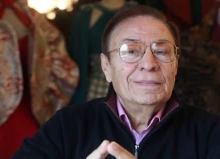 """وفاة مصمم الازياء اللبناني العالمي عوني الصعيدي """"صاحب الأصابع الذهبية"""""""