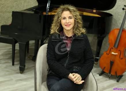 باسكال صقر تغني لبيروت بتوقيع الياس الرحباني وجورج مارتينوس