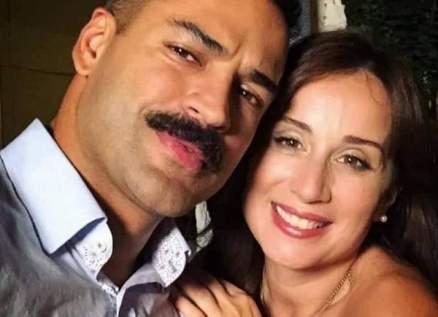 مشهد لـ وسام حنا وكارين رزق الله من بردانة أنا كاد يودي بحياتهما- بالفيديو