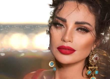 داليدا خليل تبهر الجمهور بالقفطان المغربي-بالصور