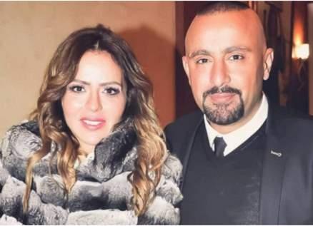 أحمد السقا يكشف نتيجة فحص كورونا له ولزوجته- بالصورة