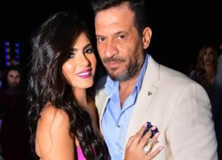 """زوجة ماجد المصري تكشف عن وضعها الصحي : """"الكورونا نزلت على الرئة"""""""