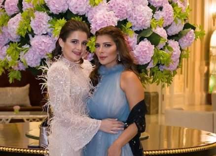 أصالة تستعد للاحتفال بخطوبة ابنتها شام وهذا هو العريس- بالصورة