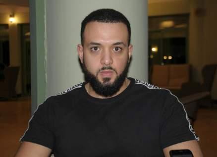 شقيق هيثم زكي وابن هالة فؤاد يحتفل بخطوبته-بالصورة
