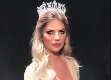 هكذا بدت ساندرا رزق يوم انتخبت ملكة جمال لبنان ..فهل تغيرت ؟