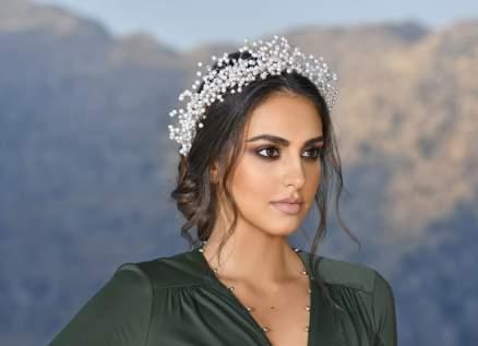 فاليري أبو شقرا حققت ألقاباً جمالية عالمية قبل دخولها التمثيل.. ولهذا السبب إقتحمت الشرطة زفافها
