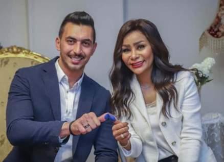 شقيقة محمد رمضان في أول تعليق لها بعد زواجها-بالصورة