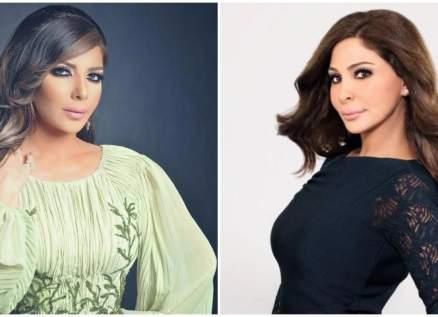 إليسا ومنة فضالي وأصالة وغادة عبد الرازق تنعين حسني مبارك