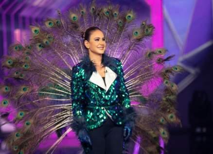 بالصور- ديما قندلفت مفاجأة The Masked Singer و3 نجوم ينافسون في النهائيات