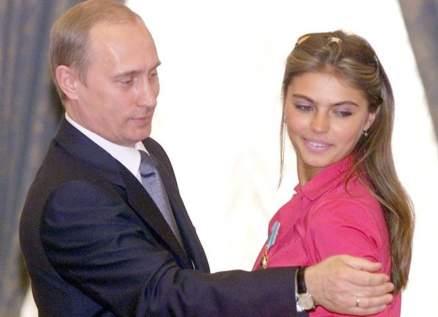 لن تصدقوا كم تتقاضى عشيقة بوتين في السنة !!