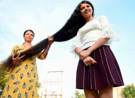 غينيس تحدث معلوماتها بشأن أطول شعر