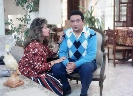 ليلى علوي تحيي ذكرى وفاة نور الشريف: إسمه لوحده راحة وبهجة وطمأنينة-بالصور