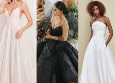 طوني الطحشي يشجع على فستان الزفاف الأسود.. وماذا عن الأبيض والـOff white؟