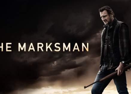 فيلم The Marksman حقق إيرادات خيالية رغم الإغلاق - بالفيديو