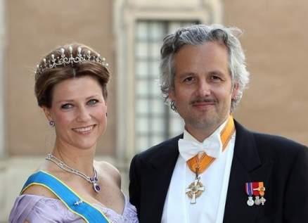 أميرة النرويج تخرج عن صمتها برسالة مؤثرة بعد إنتحار طليقها-بالصور