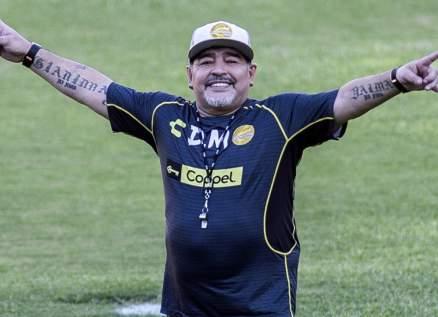 نهاية مأساوية للموظف الذي إلتقط صورة لجثمان مارادونا-بالفيديو!!