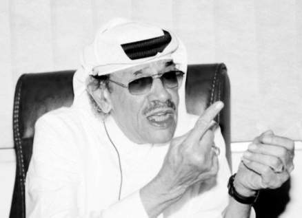 وفاة الأديب السعودي عبدالله مناع .. وتركي آل الشيخ ينعاه