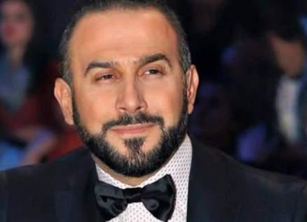 نادين الراسي وسلافة معمار تهنئان قصي خولي بعيد ميلاده-بالصورة
