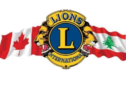 انطوان نحاس الحاكم الجديد لاندية الليونز الدولية في كيبيك
