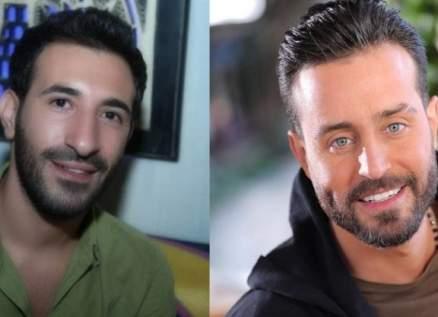 سعد رمضان وعلي المولى يجتمعان ويغنيان معاً-بالفيديو