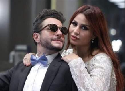 زوجة أحمد الفيشاوي تصدمه بطلبها الطلاق منه في عيد ميلادها.. بالفيديو