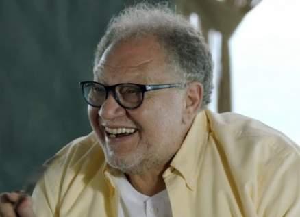 """الصورة الأولى لـ يحيى الفخراني من كواليس تصوير """"نجيب زاهي ذركش"""""""