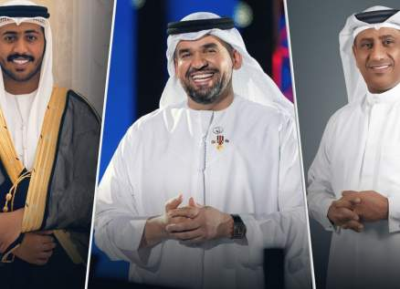"""حسين الجسمي يهدي """"نور الأمل""""  للشاعر علي الخوار"""