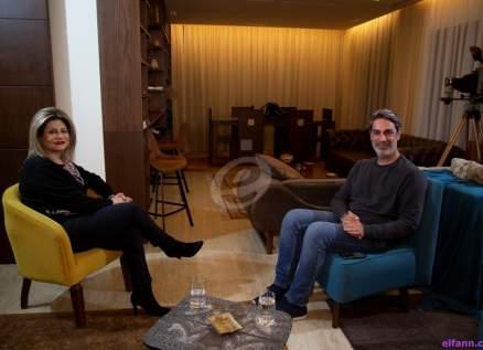 خاص وبالفيديو- إيلي شالوحي:الممثلون اللبنانيون لا يصفقون لبعضهم.. هكذا أرد على طوني أبو جودة وأمي بكت لهذا السبب