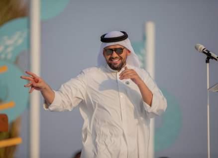 """بالفيديو- حسين الجسمي يطرح """"جبار"""" من أشعار نهيان بن زايد آل نهيان"""
