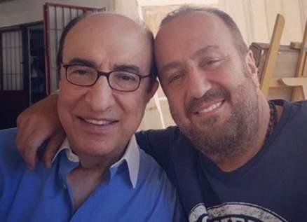 غسان الرحباني يودع والده إلياس الرحباني بكلمات مؤثرة - بالصورة