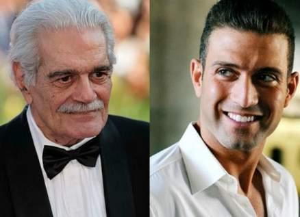 حفيد عمر الشريف يكشف عن مؤخرته بصورة فاضحة!!