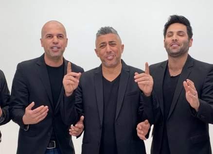 عمر العبداللات وبشار السرحان ويحيى صويص وحسام ووسام اللوزي يحتفلون بعيد استقلال الأردن على طريقتهم - بالفيديو