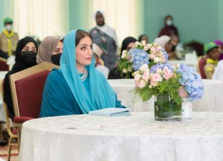 بالصورة- زوجة سلطان عمان تخطف الأنظار في عيد الأم