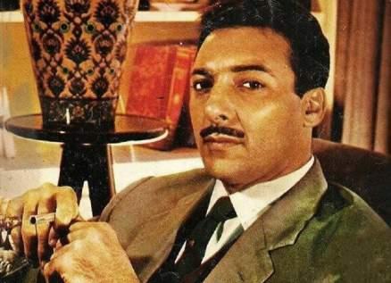 رشدي أباظة.. الملك فاروق هدده بالقتل بسبب كاميليا ودعابة مع صباح تحّولت لزواج ويسرا رفضته