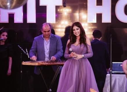 سارة فرح تحيي حفلاً في هامبورغ رغم القيود.. بالصورة