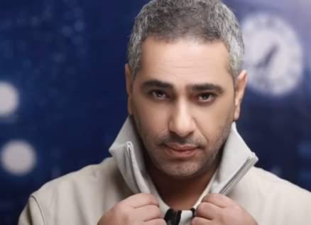 بالفيديو- عماد قانصو يحتفل مع فضل شاكر بعيد ميلاده