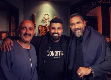 """محمد سامي يثير حماس المتابعين ويصدمهم قبل عرض الحلقة الأخيرة من """"نسل الأغراب"""""""