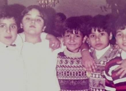 خمنوا أي من هؤلاء الأطفال هو ممثل لبناني مشهور ومن هو؟