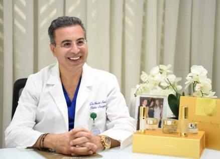نادر صعب يخضع للقاح كورونا الصيني كأول طبيب لبناني-بالفيديو
