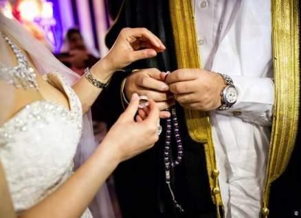 نجم عالمي يتزوج من حبيبته التونسية في زفاف إتخذ طابعاً إسلامياً تقليدياً