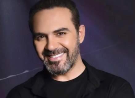 وائل جسار يعايد إبنه بعيد ميلاده بكلمات مؤثرة - بالصورة